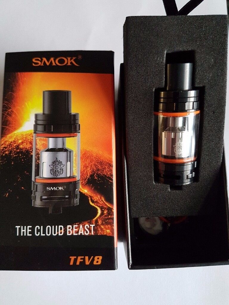 Smok TFV8 The Cloud Beast (Sub ohm vaping Tank)