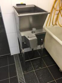 Imc chipper For fish and chip shop or restaurant