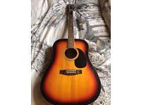 Acoustic guitar £50