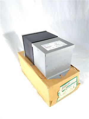 Dongan 80-4035 Single Phase Transformer 1.0kva Pri-277 Sec-120240