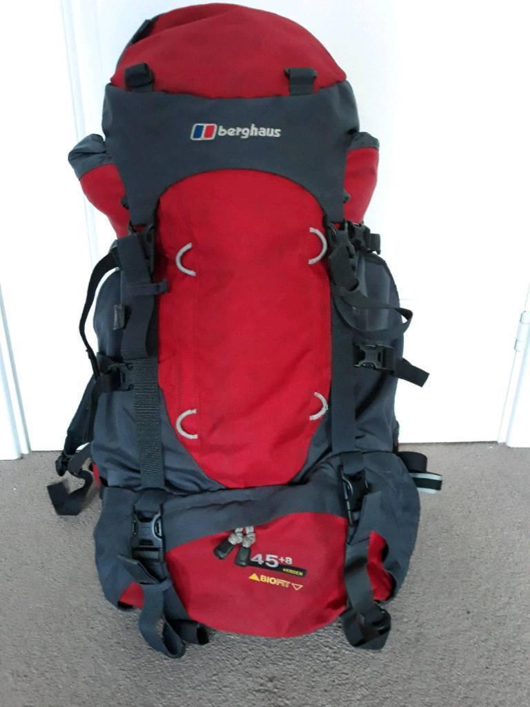 0ae2254368dc5 Berghaus Verden 45+8 litre rucksack