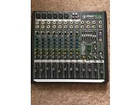 Mackie Mixer ProFX12 V2 with USB. Boxed, as new.