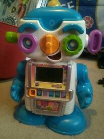 Vtech Gadget the robot