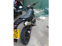 Lexmoto adrenalin 125cc