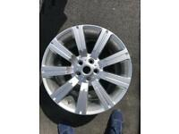 Genuine Land Rover Stormer 20 inch Alloy