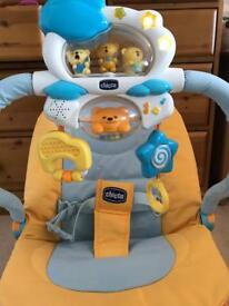 Chicco do ri me bouncer chair