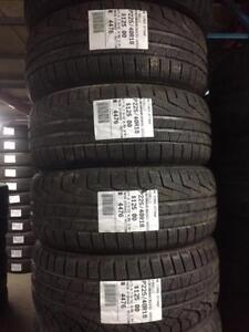 225/40/18 Pirelli (winter)