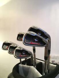 Taylormade Burner Plus Golf Irons Clubs