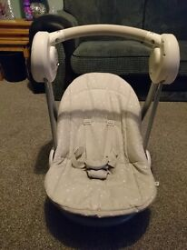 Mamas and papas doodle star swing chair