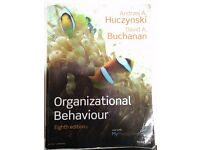 Organizational Behaviour, 8th edition Buchanan and Huczynski