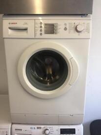 2.bosch washing machine