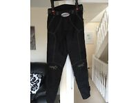 RST trousers size small.