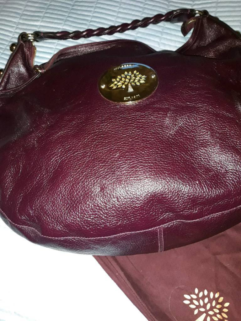 1dc04c522249 Genuine Mulberry Daria Hobo bag
