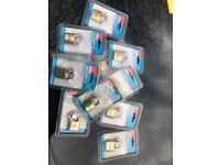 Joblot 30mm padlocks and hasp and staples