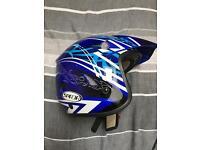 Spada Open Face Helmet-medium 57-58cm