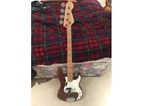 P Bass Guitar