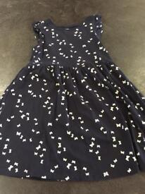 Girls clothing bundle age 6-7 (skirt 5-6)