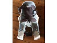 Guppy front bicycle baby seat
