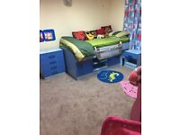 Boys Bedroom furniture Set- BLUE