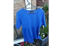Summer Blue dress size 20