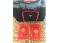 Six pack cool bag gym fitness