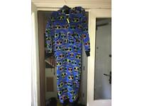 Onesie excellent condition M&S 7-8yrs