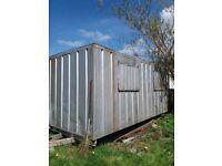 Site container