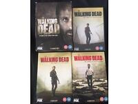 Walking dead season 1-6