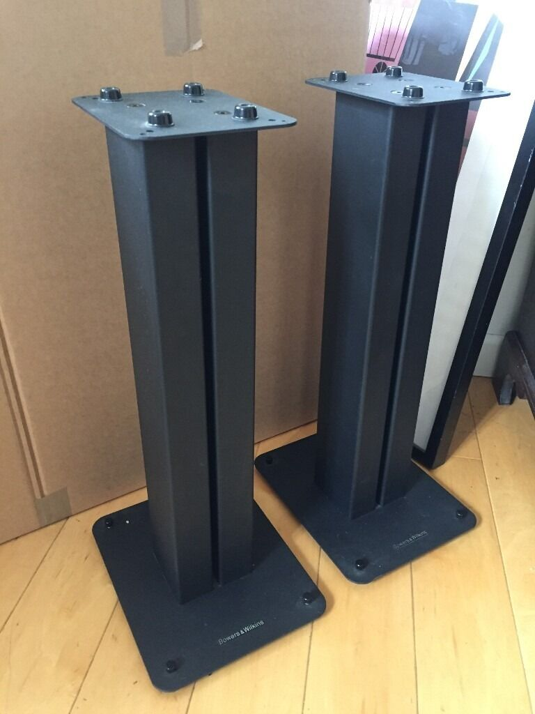 Bose Speakers For Cars >> Bowers & Wilkins STAV 24 S2 Speaker Stands | in Hackney, London | Gumtree