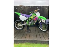 Kx 100 1995 (not cr kx yz rm crf yzf rmz kxf pitbike 50 65 85 125 250 450)