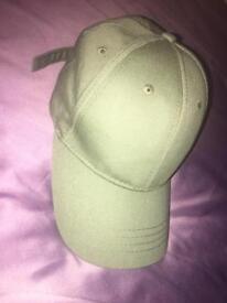 Green new look cap