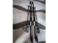 Dynastar Fusion 190cm Ski's and poles