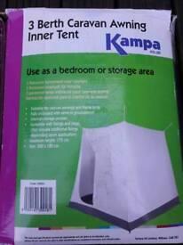 Kampa 3 Berth Inner Tent