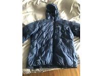 Men's xxl blue berghaus puffer coat