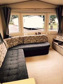Static Caravan For Sale - Haggerston Castle, Berwick Upon Tweed, Amble, Eyemouth. £61 weekly payment
