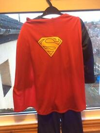 Superman outfit size 5-6