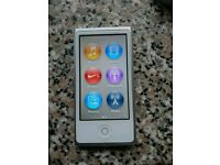 Apple iPod Nano 7th generation excellent condition