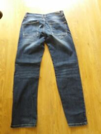 Bench zip up jacket and bench jeans