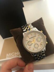 Michael Kors Ladies Ritz Chrono Watch