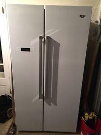 Bush American fridge freezer