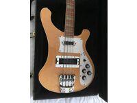 Rickenbacker 4003 Bass - Mapleglo (Made in USA, 1979)