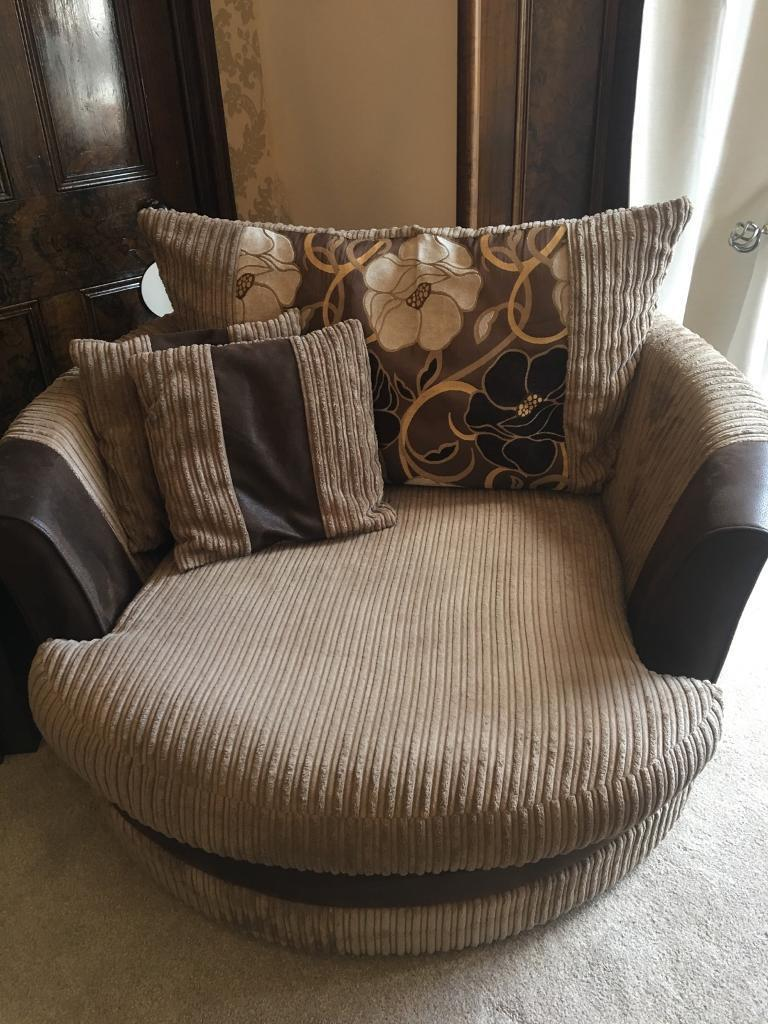 Snuggle Sofa And Chair With Footstool 200 Ono