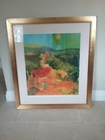 Lovely Tuscan Framed Prints each @ £10 or four @ £30