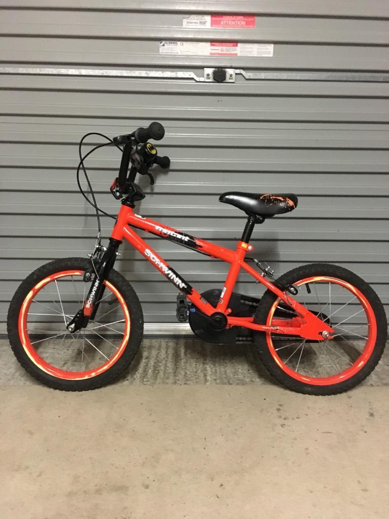 """Child's 16"""" bike"""