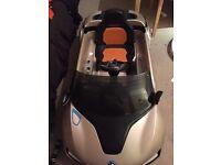 BMW i8 electric ride on car