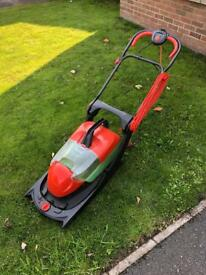 Flymo Glider Compact 330VCX Hover Collect Lawnmower - 1700W