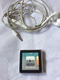 Apple IPod nano 6th gen 8gb