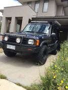 1999 Landrover Discovery 2 TD5 Caroline Springs Melton Area Preview