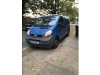 Spares or repairs running van can sell for parts