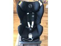 Cybex Sirona swivel car seat Black Plus